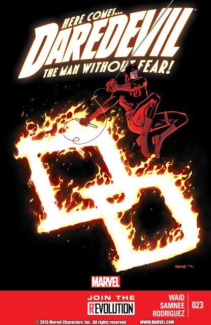 Daredevil #23 - Page 1