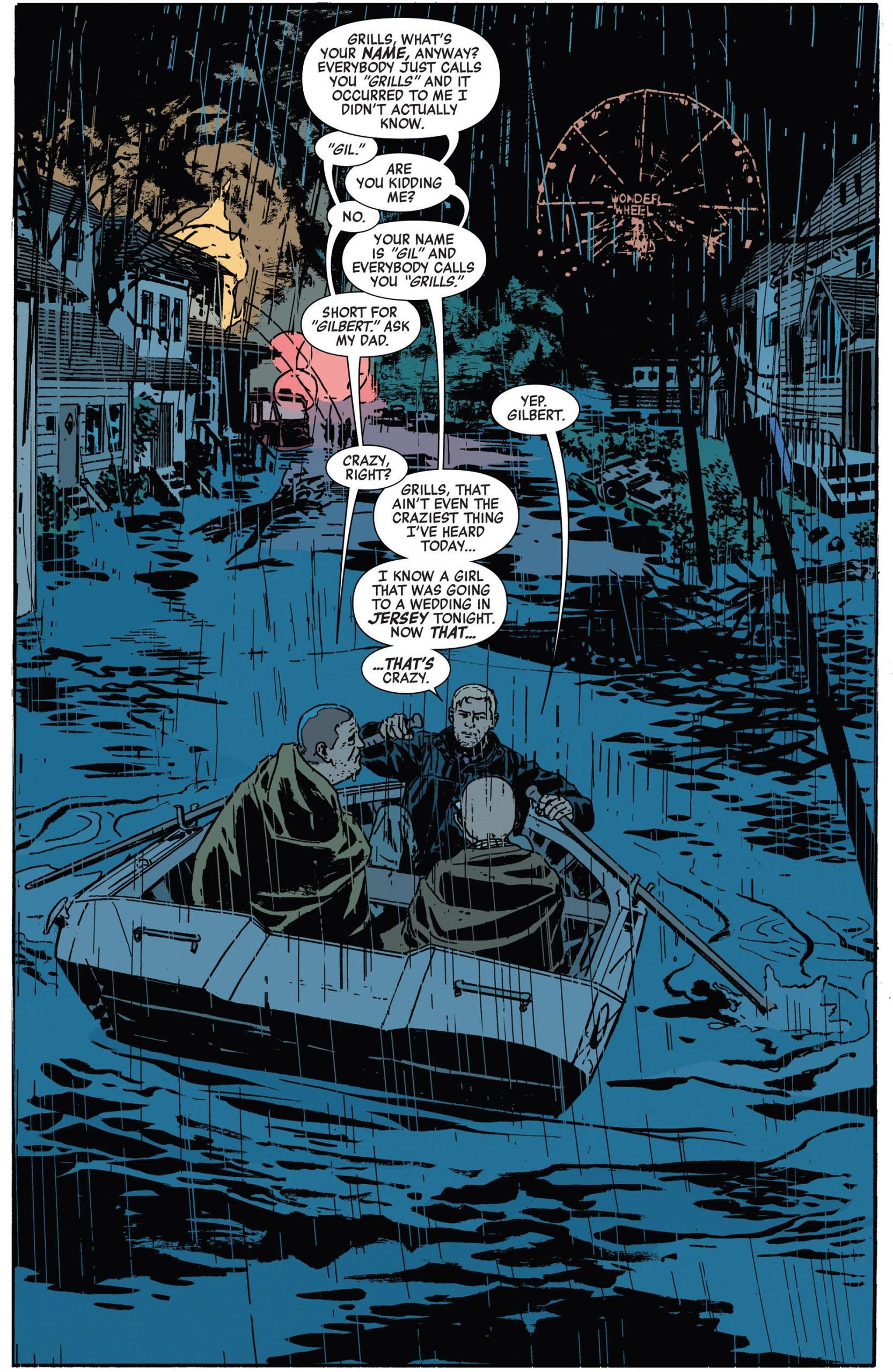 Hawkeye #7 - Page 12
