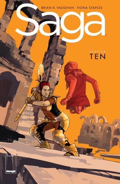 Saga #10 - Page 1