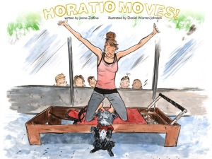 Horatio Moves